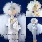 Cloth Doll Sewing Pattern &..